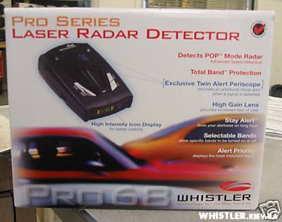 Радар детектор whistler gt 130xi